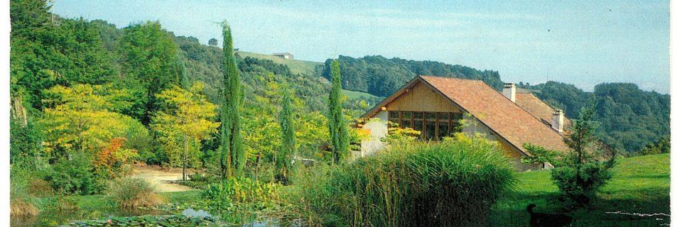 Vernissage de l'exposition 50 ans de Paysages à l'Arboretum