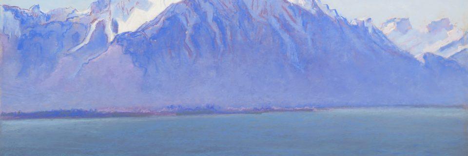 Poésie des Arbres - Pastels John-Francis Lecoultre