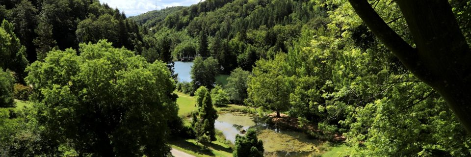 Un parc botanique unique en Suisse!